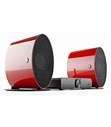 Merlin System RED Loudspeakers