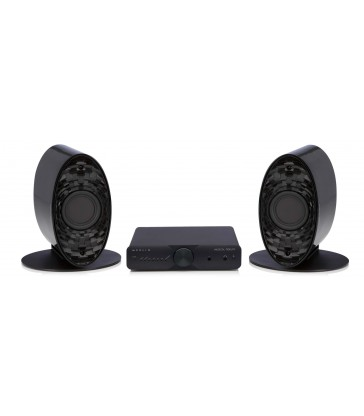 Merlin System BLACK Loudspeakers